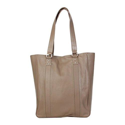 [ハダキ] レディース ハンドバッグ City Tote Leather [並行輸入品] B07DHZRPN3   One-Size