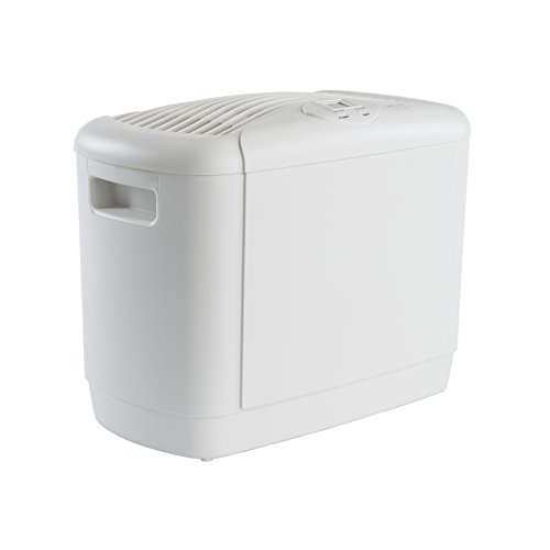 043129255975 - Essick Air 5D6 700 4-Speed Mini Console Humidifier,White carousel main 2
