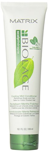 Biolage Cooling Mint Conditioner By Matrix for Unisex, 10.1 Ounce