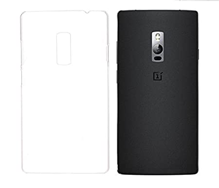 2010kharido Crystal Clear Transparent Hard Back Case Cover for OnePlus 2 Two Cases   Covers