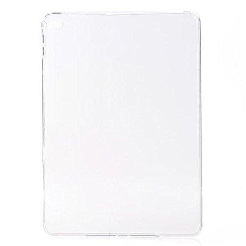 iPad Air 2 Case, Beebiz Soft Gel Skin TPU Rubber Back Cover for iPad Air 2 Back Case,Transparent