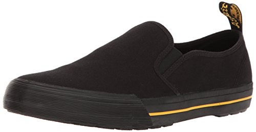 Dr Martens Slip On (Dr. Martens Men's Toomey Slip-On Loafer, Black, 9 UK/10 D US)