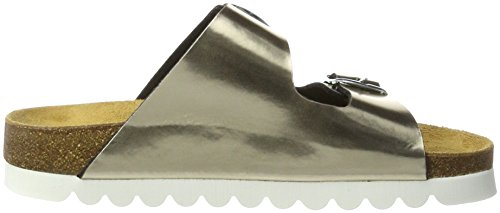 Lico Women's Bioline Chic Mules Gold (Gold Gold) zS5hb07deS