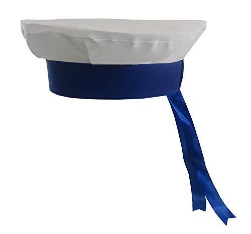 Seaman Costumes - Funny Fashion Blue and White Seaman