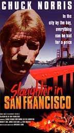 Slaughter in San Francisco [VHS] (San Francisco Slaughter)