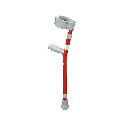 Drive Medical Aluminum Forearm Crutches