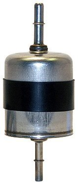 Pack of 1 WIX Filters 33316 Fuel Filter Complete In-Line