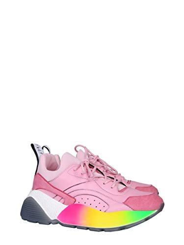 Women's 491514w088i5713 Mccartney Stella rosa poliuretano Sneakers in wqvEdE5