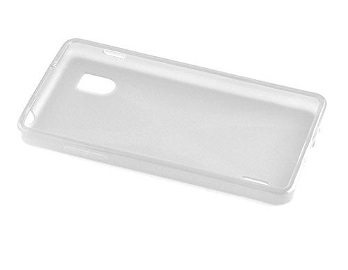 CADORABO ! LG Optimus G (E975) TPU [X-STYLE] silicon gel case [SLIM-FLEX] in CLEAR - [Lifetime Warranty]