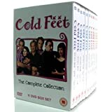 COLD FEET:11DVD SET: THE COMPLETE COLLECTION:NEW : BOXED