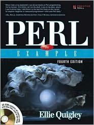 Perl by Example 4th (forth) edition Text Only by
