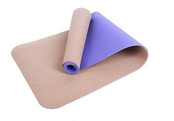 YanLong Colchoneta de Yoga con Materiales ecológicos. Tela ...