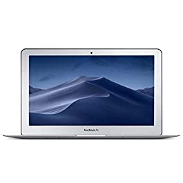 Apple MacBook Air MJVP2LL/A 11.6-Inch 256GB Laptop (Renewed)