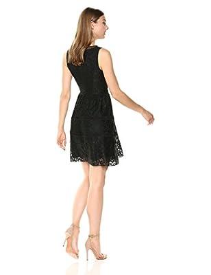 Wild Meadow Women's A-line Lace Dress