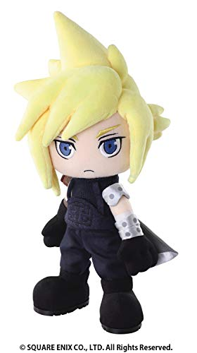 Square Enix Final Fantasy VII: Cloud Strife Plush Action Doll