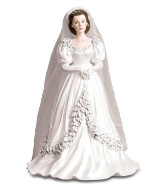 Buy San Francisco Music Box Gone with the Wind Scarlett Wedding ...