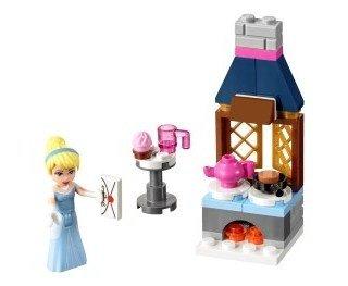 LEGO 30551 Disney Princess Cinderella's Kitchen Polybag + Fr