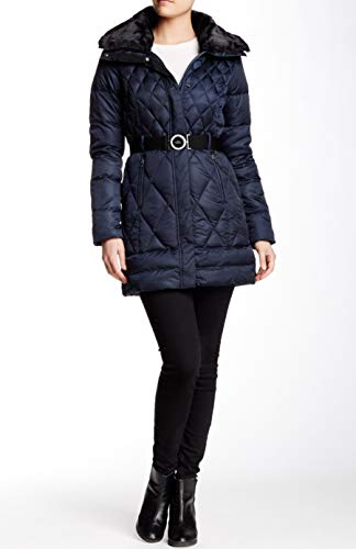 The North Face Women Apres Parkina 600 Quitted Down Jacket Urban Navy Large