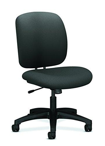 HON HON5902CU19T ComforTask Chair, Iron Ore CU19
