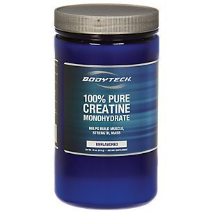 BodyTech 100% Pure Creatine Monohydrate 5 GM - Unflavored