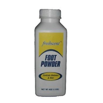 Freshscent 4 oz Foot Powder Case Pack 48 by Freshscent