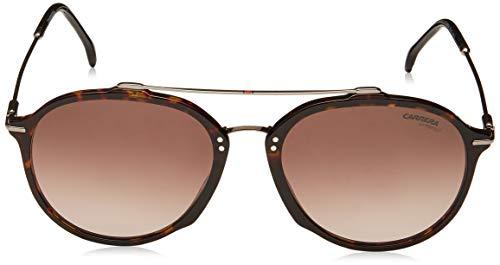 5331a3779f Carrera 171 S 086 HA Dark Havana Plastic Aviator Sunglasses Brown Gradient  Lens