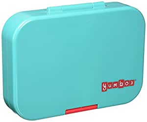 Yumbox (Aqua Turquoise) Leakproof Bento Lunch Box Container for Kids