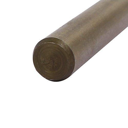 uxcell 10.8mm Dia HSS Cobalt Straight Round Shank Metric Twist Drill Bit Drilling Tool