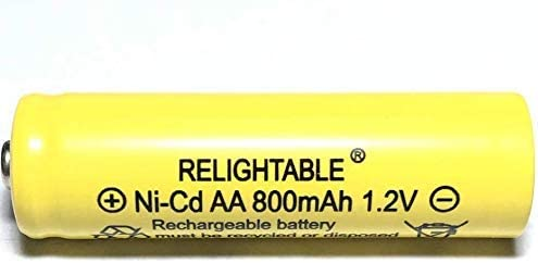 8 x UltraMax AA 800mAh Rechargeable Ni-MH Ready to use Batteries SOLAR LIGHT
