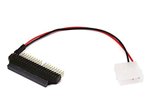 Monoprice 107641 Laptop 2.5-Inch to Desktop 3.5-Inch IDE Hard Drive Adapter (107641)