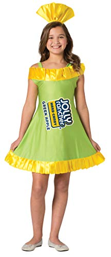 Make Jolly Rancher Costumes - Jolly Rancher Green Apple Candy Costume