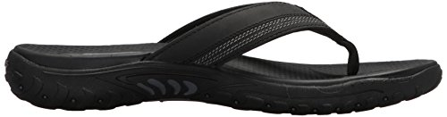 0212a6184f36 Skechers Men s Relaxed Fit-Reggae-Cobano Flip-Flop