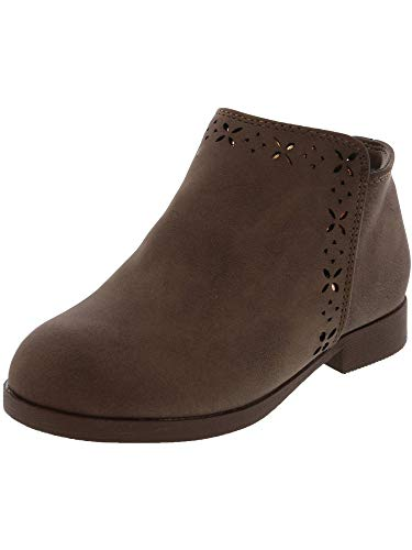 - Nine West Girls' LAILI Ankle Boot, Taupe, M080 M US Toddler