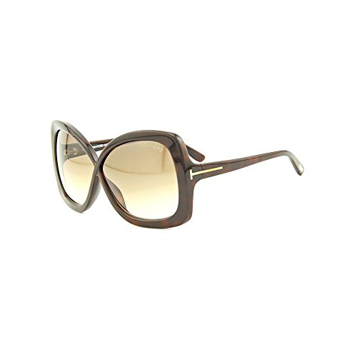 Tom Ford Calgary FT0227 Sunglasses-52F Havana Brown (Brown Gradient ()