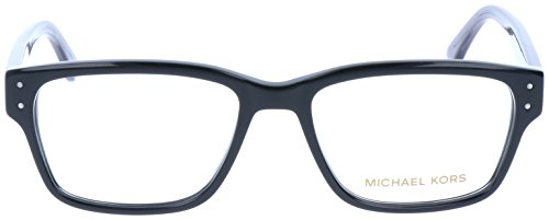 Michael Kors Unisex 284M_001 Optical - Eyeglasses For Oblong Face Shape