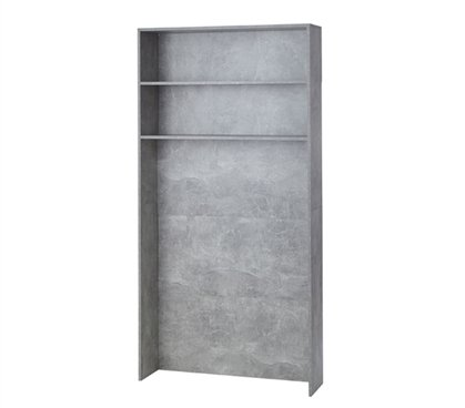 Amazon com: Decorative Shelf - Over Bed Shelving Unit