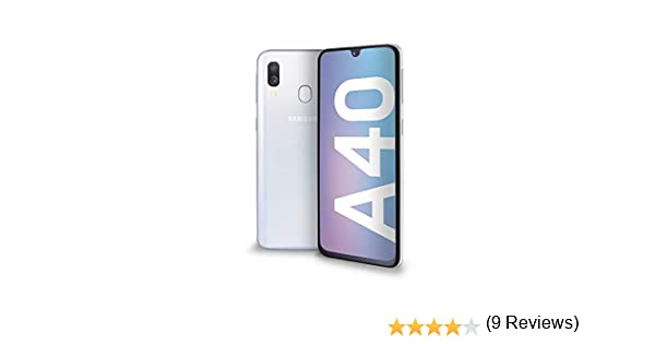 9842c4f1f73 Samsung A40 White 5.9