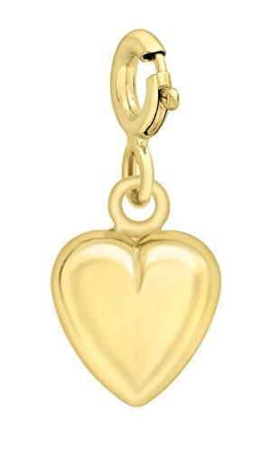 Carissima-Gold-Charms-Femme-Coeur-Or-Jaune-3751000-9-Cts-032-Gr