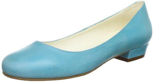 Johannes W. Sinead 9188 A Damen Ballerinas Blau (BURUNDI-BLAU)