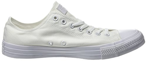 unisex Star All Blanco White Zapatillas Hi Converse 7xPI6nw
