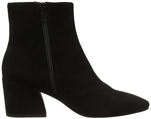 Black Winter Toe Olivia Ankle Pointed Suede Vagabond Fashion Womens Boots qatZxwnzR