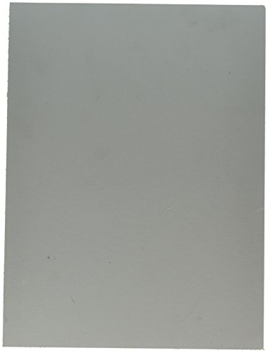 Speedball Unmounted Linoleum Block, 9 x 12 in, Gray (9169000865)