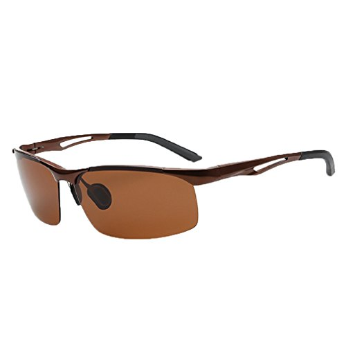 A-Royal High-Grade Fashion UV Protect Cycling Driving Sport - Sunglasses Dark Very Sensitive Eyes