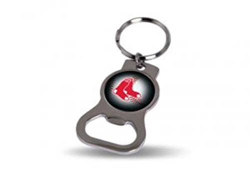 Boston Red Sox Keychain And Bottle Opener (Sox Keychain Bottle Opener)