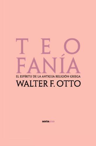 Teofania (Ensayo Sexto Piso) Tapa blanda – 12 oct 2007 Walter Otto Juan Jorge Thomas Editorial Sexto Piso 8496867072