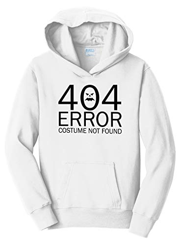 Code 404 Costumes Not Found - Tenacitee Boy's Youth 404 Costume Not