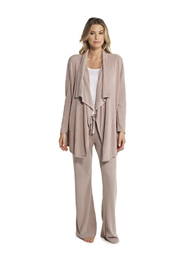Barefoot Dreams CozyChic Ultra Lite Hi-Lo Cardi, Faded Rose, Large/X-Large