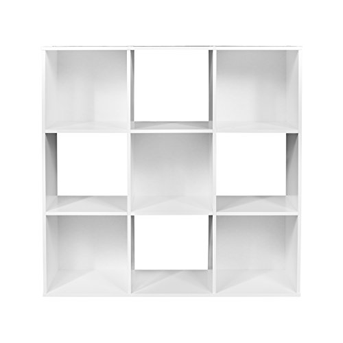 closetmaid 421 cubeicals organizer 9 cube white buy online in uae kitchen products in the. Black Bedroom Furniture Sets. Home Design Ideas