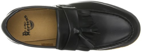 Dr Unisex Adult Black Smooth On Adrian Slip Martens Shoe rrqwxg5f