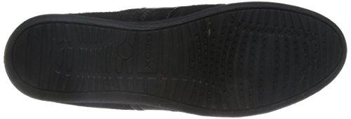 Black Mujer Zapatillas Geox D a Myria Negro para gCqgRwAna